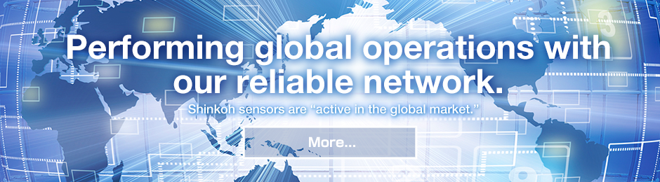 Performing global operations with our reliable network.
